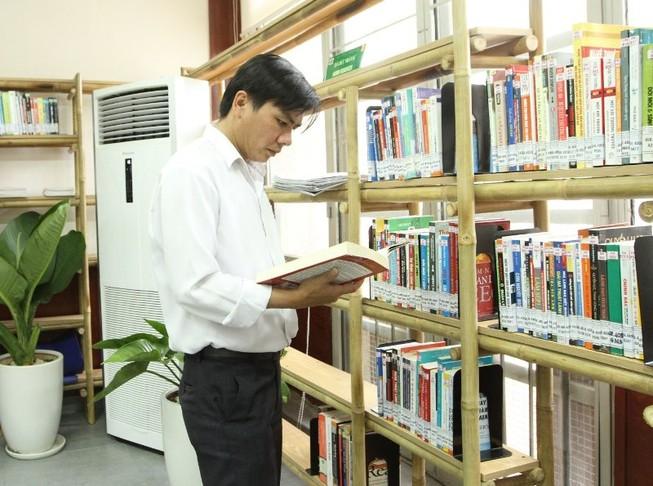 Mở phòng đọc doanh nhân tại Thư viện Tổng hợp TP.HCM