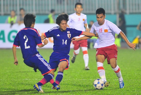 U19 Việt Nam 0-7 U19 Nhật Bản: Thua toàn diện