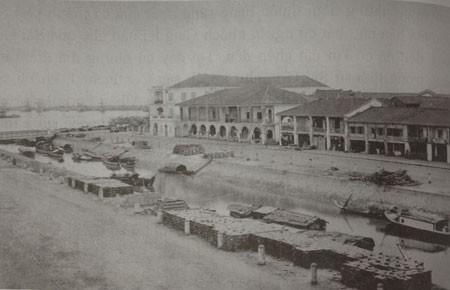 Đường sá Sài Gòn thế kỷ 19