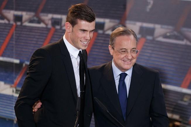 Real Madrid tuyên bố không bán Gareth Bale