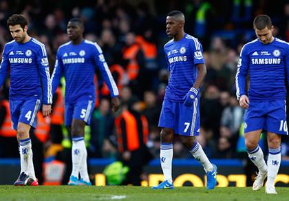 Năm lý do để Chelsea lo tuột cơ hội vô địch Ngoại hạng Anh
