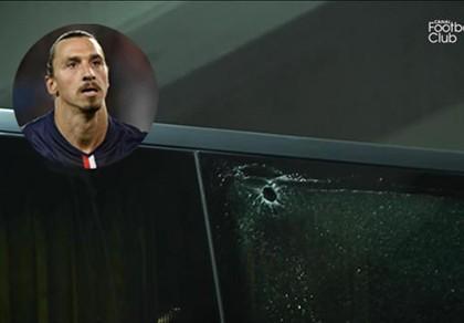 PSG bị CĐV tấn công, Ibra may mắn thoát hiểm