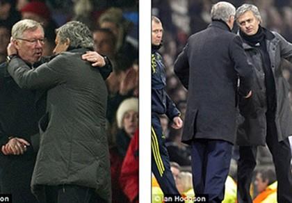 Mourinho: 'Sir Alex Ferguson đã dạy tôi phải tôn trọng đối thủ'