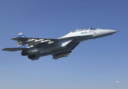 Không quân Nga sẽ nhận 30 tiêm kích hạng nhẹ MiG-35