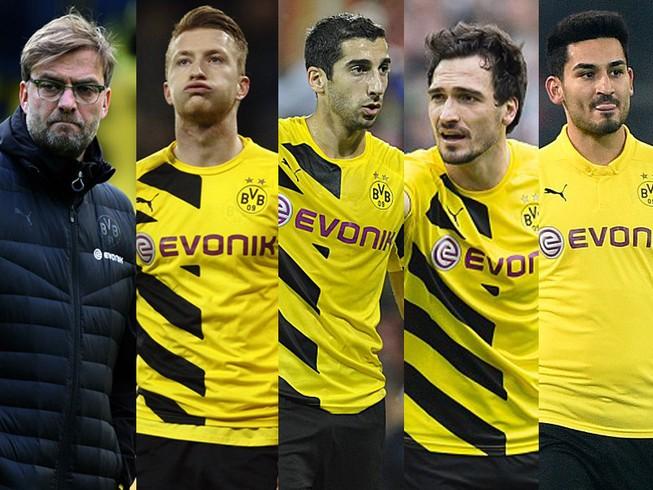 Klopp mở đầu cuộc tháo chạy hàng loạt ở Dortmund