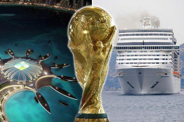 Chủ nhà World Cup 2022 'chơi trội': Dùng du thuyền hạng sang làm khách sạn