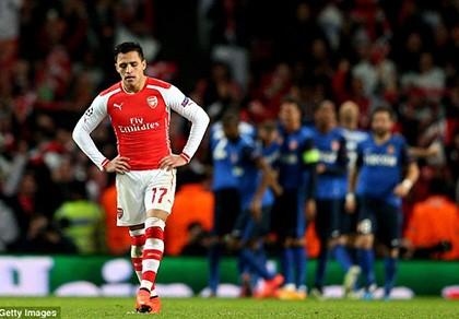 Champions League thay đổi: Arsenal, Real, M.U lâm nguy
