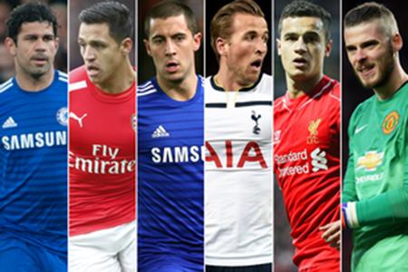 Đội hình xuất sắc nhất giải ngoại hạng Anh: Chelsea áp đảo