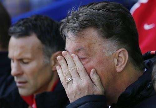 Van Gaal biết Man Utd sẽ thua sau khi xem các cầu thủ khởi động