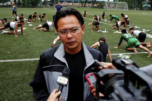 HLV Malaysia sợ bị  Việt Nam và Thái Lan loại khỏi vòng bảng SEA Games