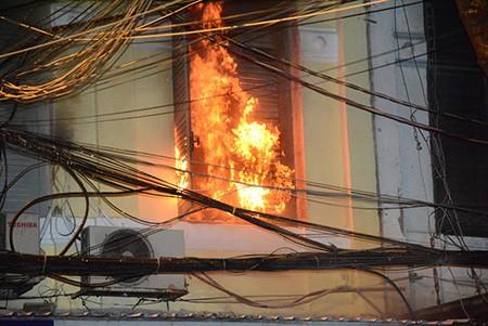 Xác định danh tính nạn nhân trong vụ cháy cửa hàng điện tử quận 1