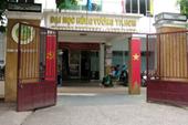 Hiệu trưởng mới của ĐH Hùng Vương TP.HCM chưa được công nhận