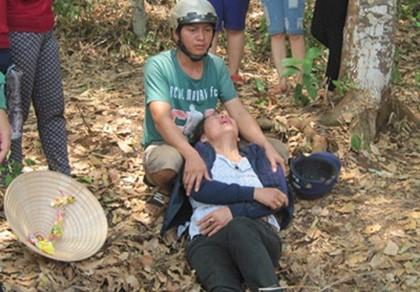 Phát hiện xác người đàn ông phân hủy trong rừng vắng