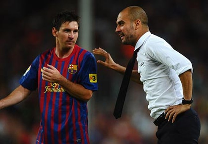 """Pep thừa nhận """"không thể ngăn cản"""" Messi"""