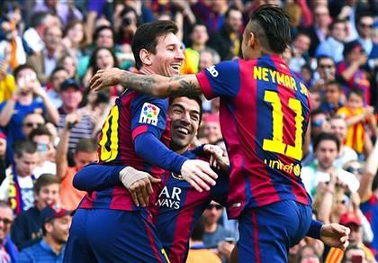 Barcelona nhận hung tin sau đại thắng