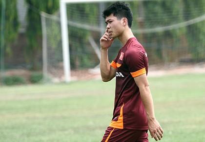 Công Phượng được tăng cường cho đội tuyển Việt Nam