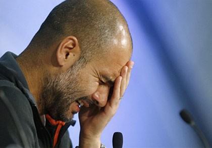 Guardiola: 'Tôi đã nói 200 triệu lần rằng tôi ở lại Bayern'