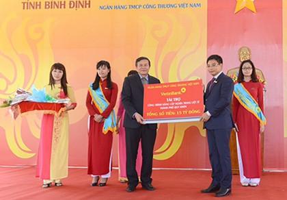 VietinBank tri ân với Bình Định