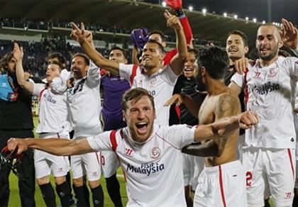 Sevilla vào chung kết Europa League, 'Vua đấu Cup' bị loại
