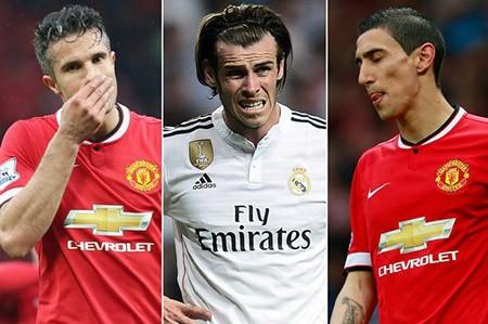 """Bản tin tối (15/5): Bale tới M.U, Di Maria và Van Persie """"bật bãi"""", M.U giành De Bruyne với Man City"""