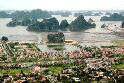 Cẩm Phả có tiềm năng phát triển du lịch