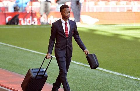Sterling công khai đòi rời Liverpool