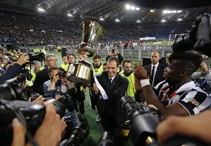 Juventus đoạt Cup Italy, giữ hy vọng giành cú ăn ba