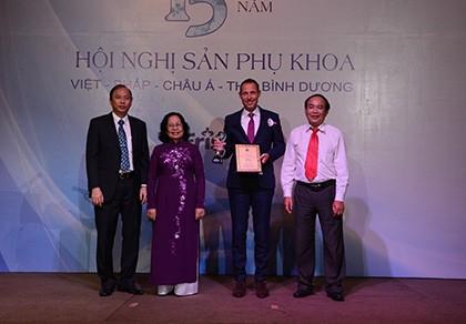 Hội nghị sản phụ khoa Việt Pháp châu Á – Thái Bình Dương lần thứ 15
