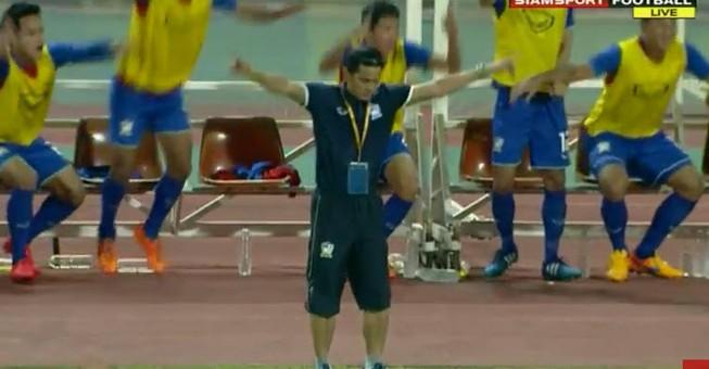 Thái Lan 1-0 Việt Nam: Siêu dự bị giải cứu Kiatisak