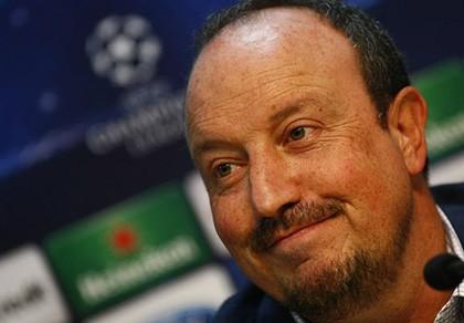 Chưa về Real Madrid, Benitez đã muốn mua siêu sao của đội bóng cũ