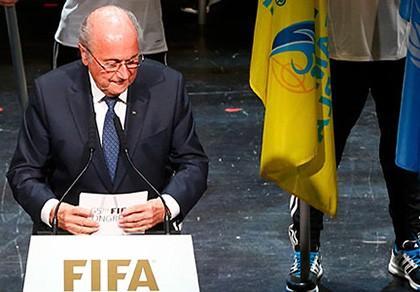 Blatter không từ chức chủ tịch FIFA