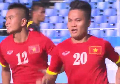 U23 Việt Nam 6-0 U23 Brunei: Hiệp 1 mờ nhạt, hiệp 2 bùng nổ