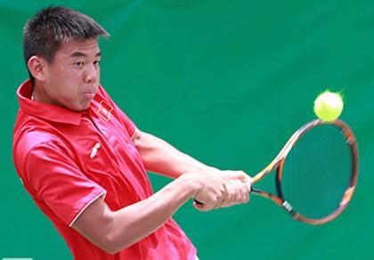 Lý Hoàng Nam vào vòng hai đôi nam giải trẻ Roland Garros