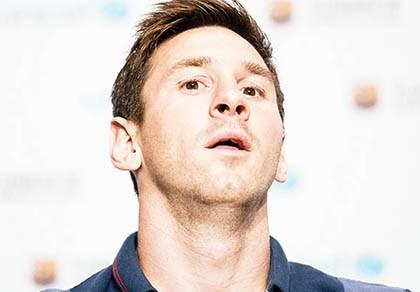 Leo Messi: 'Tôi không thấy tiền đạo nào giỏi hơn Ronaldo'