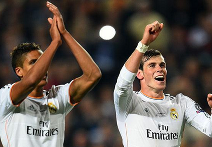 Chi 150 triệu euro, M.U vẫn bị Real Madrid cự tuyệt