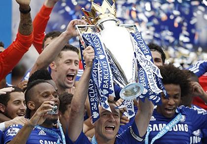 Chelsea vô địch tiền thưởng Premier League, M.U xếp thứ 3