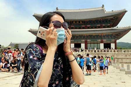 Du khách Trung Quốc sợ nhiễm MERS-CoV