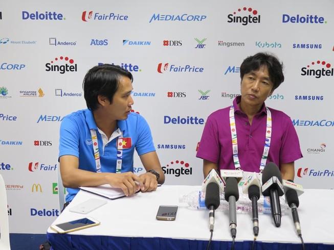 HLV Miura muốn gặp Singapore ở bán kết