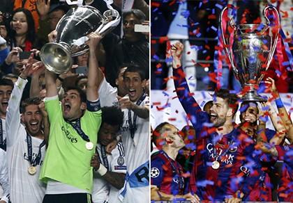 Real chơi không đẹp với Barca