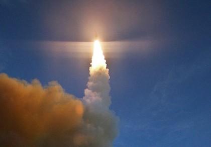 Mỹ thử thành công tên lửa đánh chặn SM-3 Block IIA