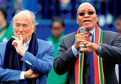 Sepp Blatter có thể sẽ đổi ý, tiếp tục làm chủ tịch FIFA