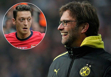 Mesut Ozil tiết lộ thông tin khiến Wenger lo lắng