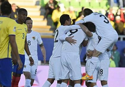 Bolivia chấm dứt chuỗi thành tích thảm tại Copa America