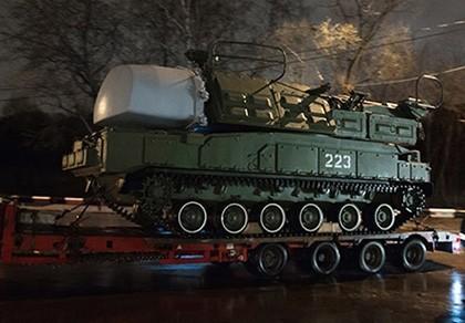 Nga phát triển pháo cao tần, vô hiệu hoá được UAV, đầu đạn tấn công