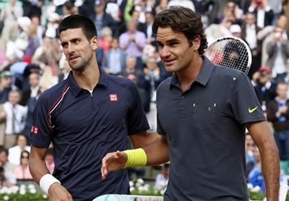 Huyền thoại quần vợt hé lộ hiềm khích giữa Djokovic và Federer