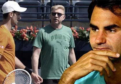 Federer chỉ trích Becker võ đoán, bóp méo sự thật