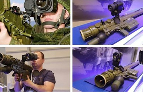 Nga giới thiệu tên lửa vác vai Verba siêu hiện đại