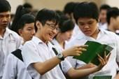 TP.HCM đã có điểm thi tuyển sinh vào lớp 10