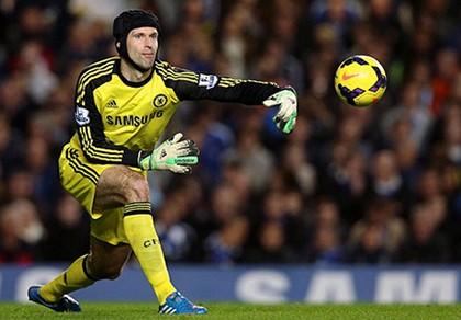 Petr Cech ký hợp đồng với Arsenal