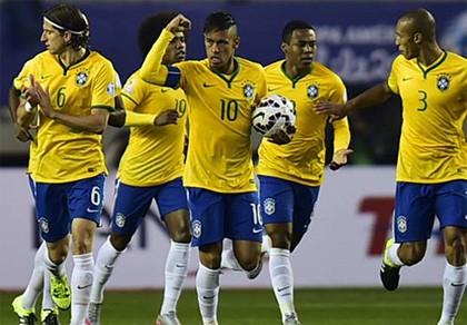 Neymar xin lỗi đồng đội và rời đội tuyển Brazil